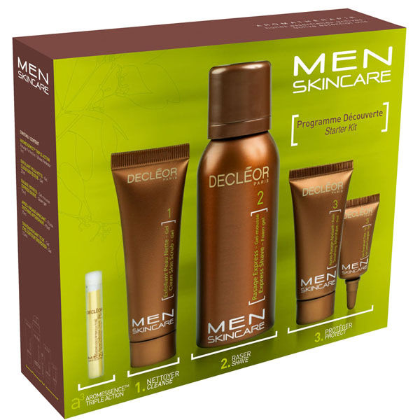 Decleor Men S Skincare Essentials Kit 5 Products Free Shipping