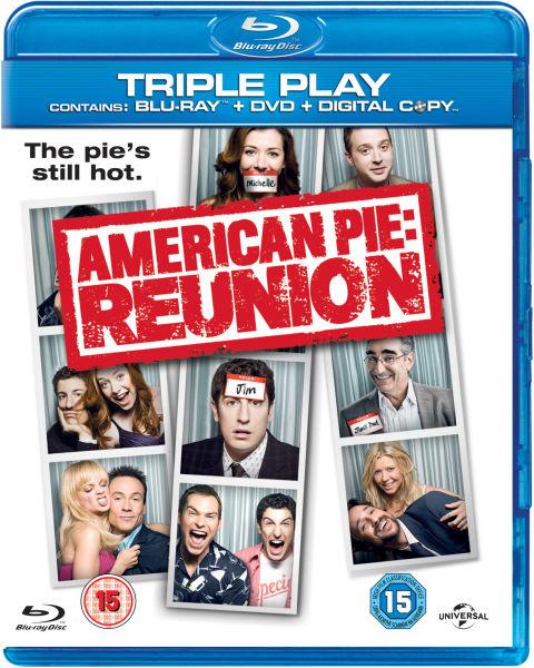 American Pie: The Reunion (IRISH SKU)