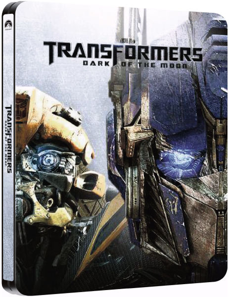 Transformers: Dark of the Moon - Zavvi Exclusive Limited Edition Steelbook (UK EDITION)