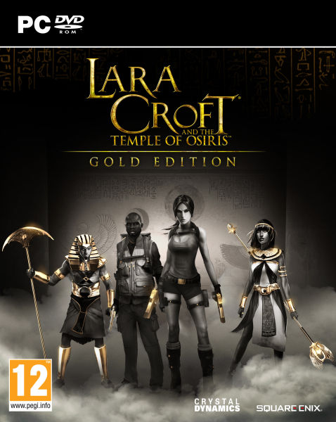 Lara Croft and the Temple of Osiris Gold Edition