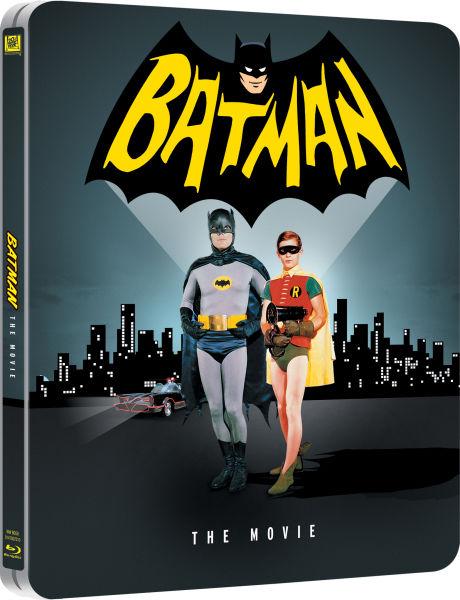 Batman Der Originale Film Aus Dem Jahr 1966 Zavvi