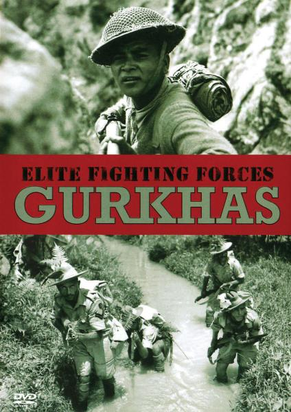 Elite Fighting Forces - Gurkhas