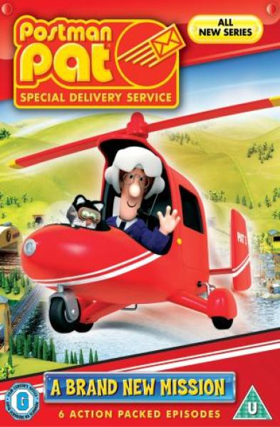 Postman Pat Special Delivery Service - A Brand New Mission