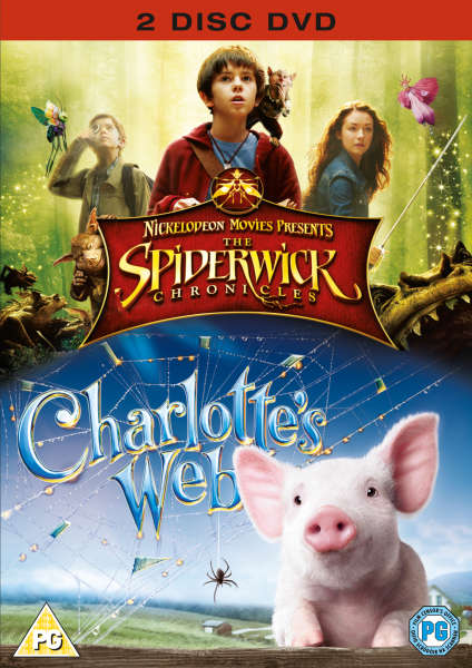 Spiderwick Chronicles/Charlottes Web