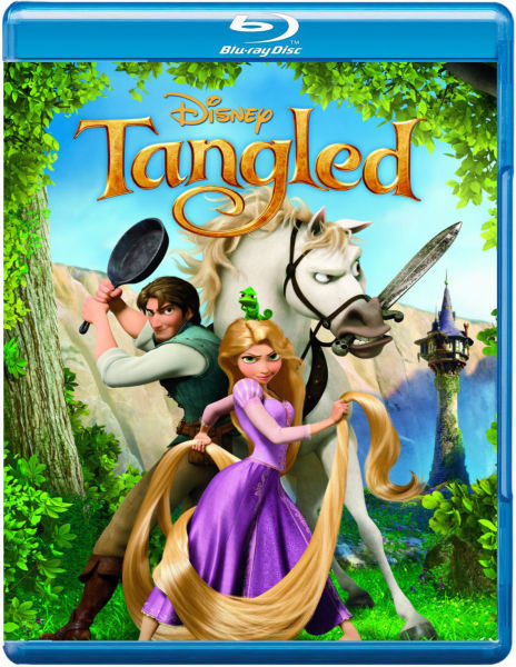Tangled (Single Disc)