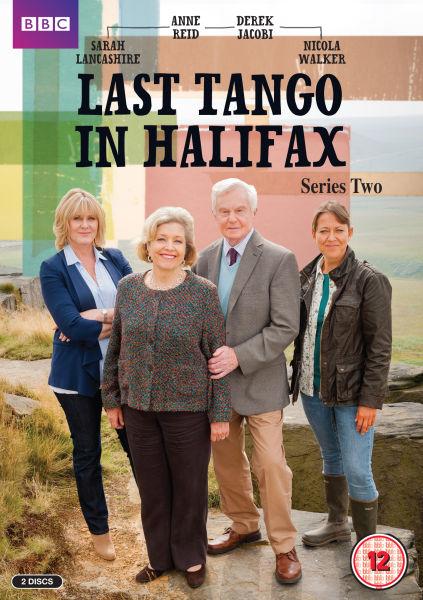 Last Tango In Halifax Season 2 Dvd Zavvi