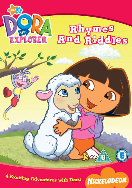 Dora The Explorer - Rhymes And Riddles