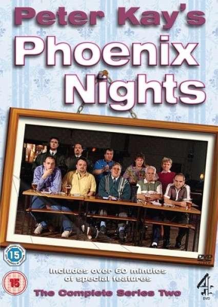 Phoenix Nights Series 2 Dvd Zavvi Com