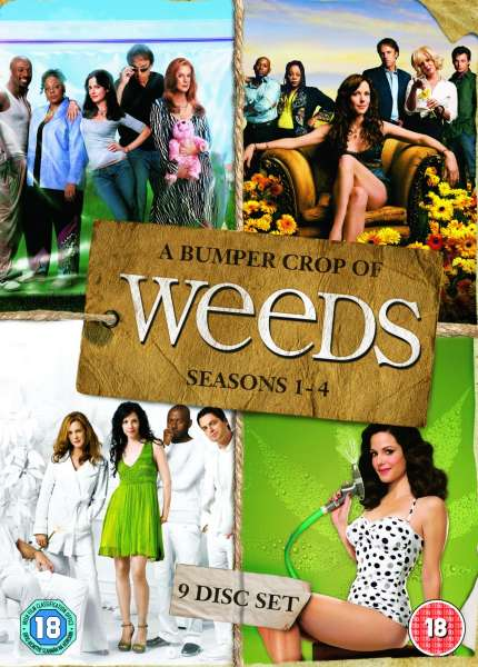 Weeds 1-4 Box Set