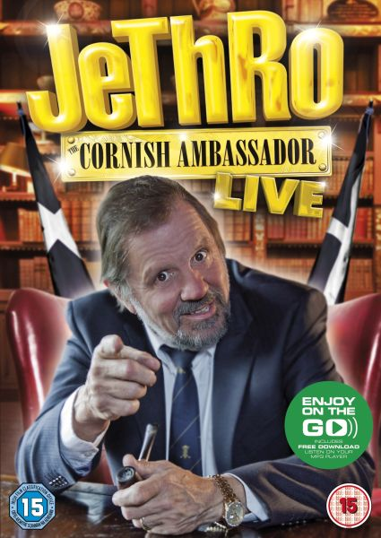 Jethro: The Cornish Ambassador (Includes MP3 Copy)