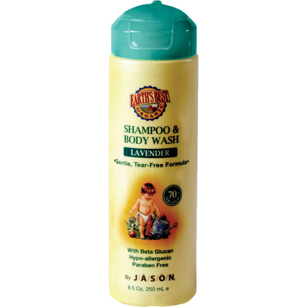 JASON Earth's Best Baby Care - Shampoo & Body Wash (8.5 oz.)