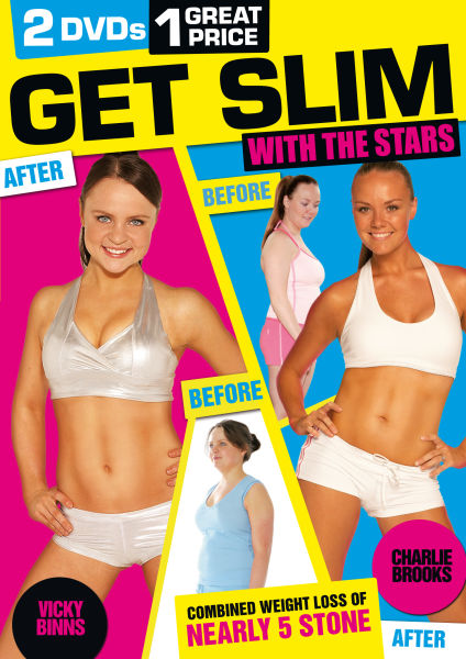 Get Slim with the Stars: Charlie Brooks