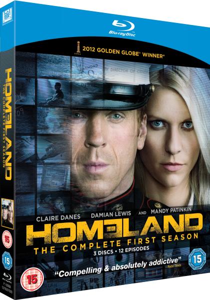 Homeland season 4 dvd release date