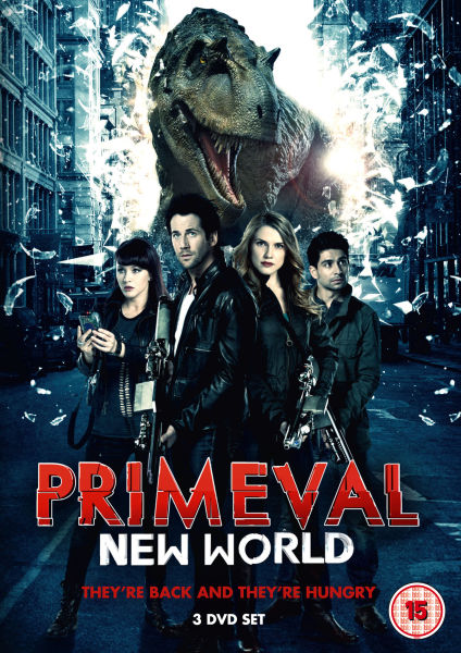 Primeval: New World - Season 1