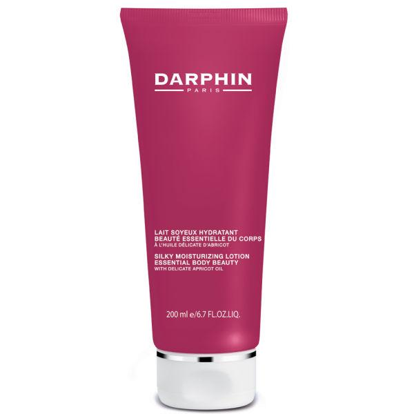 Lait soyeux hydratant de Darphin