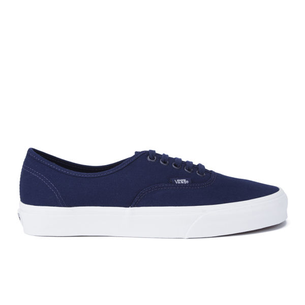Vans Men's Authentic Canvas Mono Trainers - Eclipse: Image 1