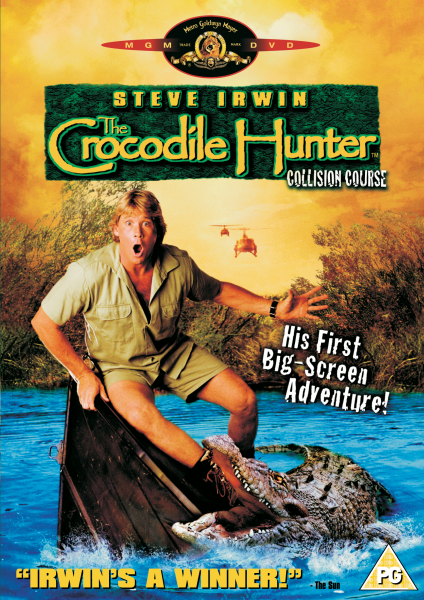 The Crocodile Hunter: Collision Course DVD | Zavvi