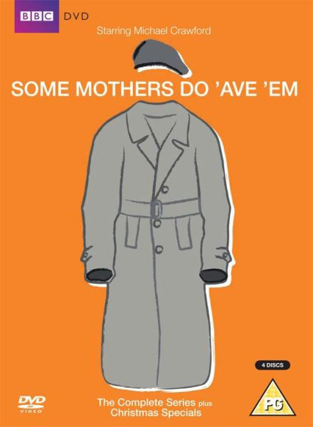 Some Mothers Do Ave Em Series 1-3 Plus Xmas Specs