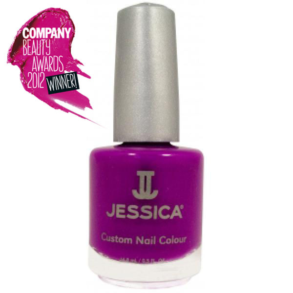 Jessica Custom Nail Colour - Purple Burst (14.8ml) | Free Shipping ...