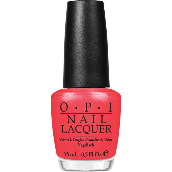 OPI Nail Varnish - I Eat Mainely Lobster (15ml)