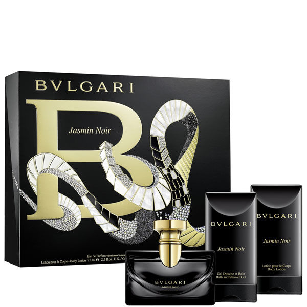 Bvlgari Jasmin Noir Gift Set 3 Products Free Shipping