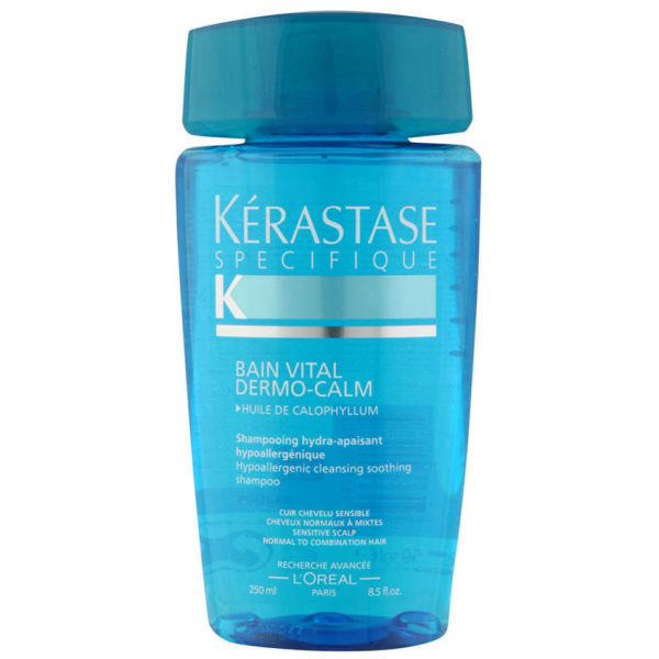 K rastase specifique dermo calm bain vital 250ml hq hair for Bain miroir 1 kerastase