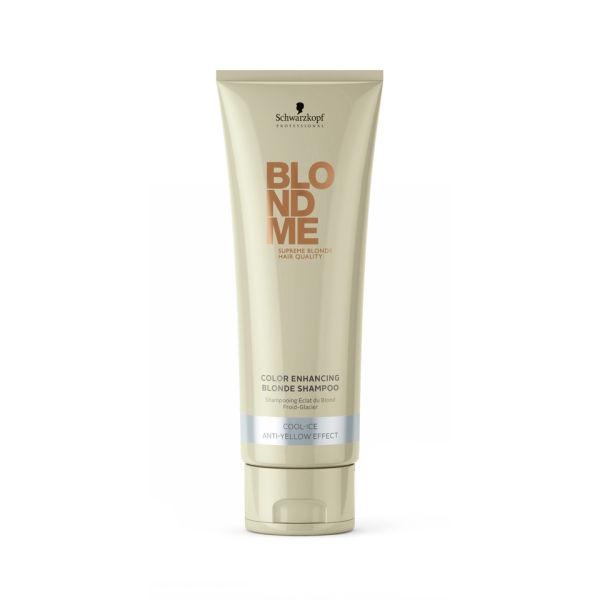 Schwarzkopf Blond Me Cool Ice Shampoo (250 ml)