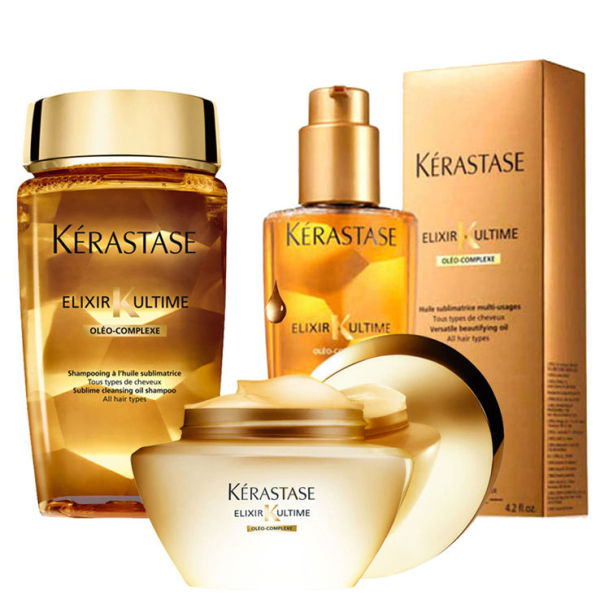 K 233 Rastase Elixir Ultime Huile Lavante Bain Beautifying