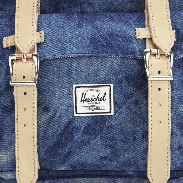 1d716f6c2f8 Herschel Supply Co. Select Little America Backpack - Acid Washed Denim   Image 3