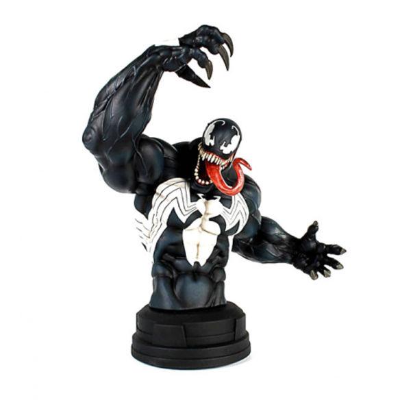 Gentle Giant Venom Mini Bust Marvel Merchandise Zavvi