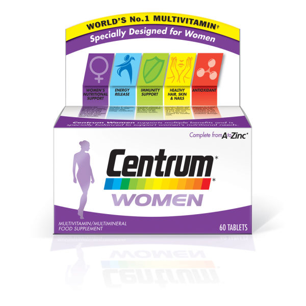 Centrum Women (60 comprimés)