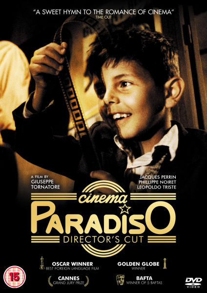 Cinema Paradiso Limited Collector s Edition Details