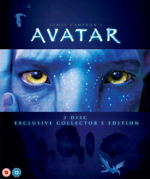 Avatar 3: Avatar: 3 Disc Exclusive Limited Collector's Edition Blu