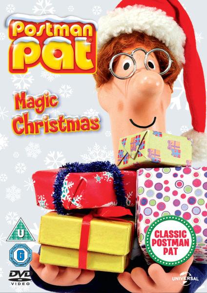 Postman Pat's Magic Christmas