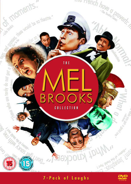 Mel Brooks Box Set