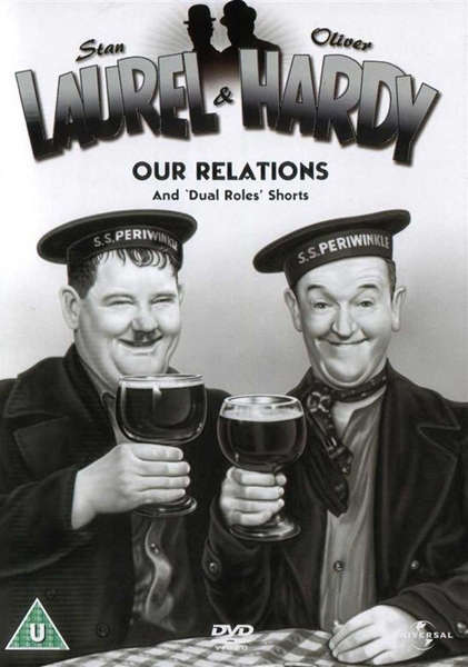 Laurel & Hardy - Our Relations & Dual Roles Shorts
