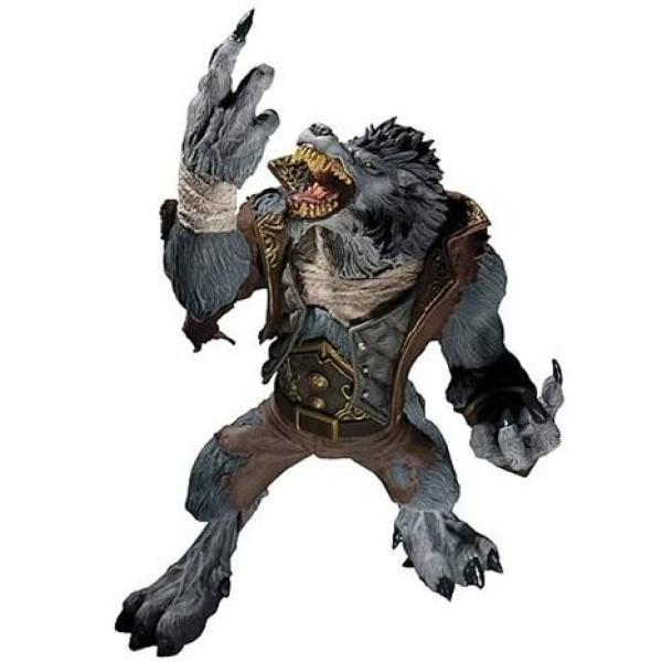 World Of Warcraft Worgen Spy Actuion Figure Series 7 Gifts