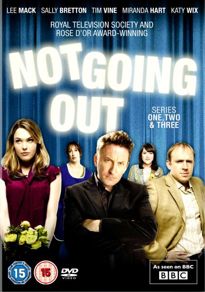 Lee Mack: Not Going Out - Series 1-3