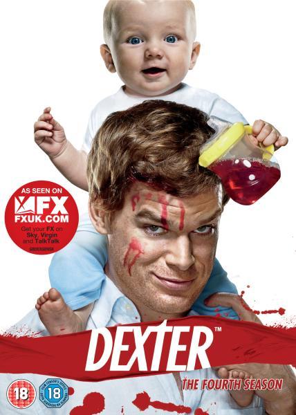 Dexter - Temporada 4 DVD | Zavvi España