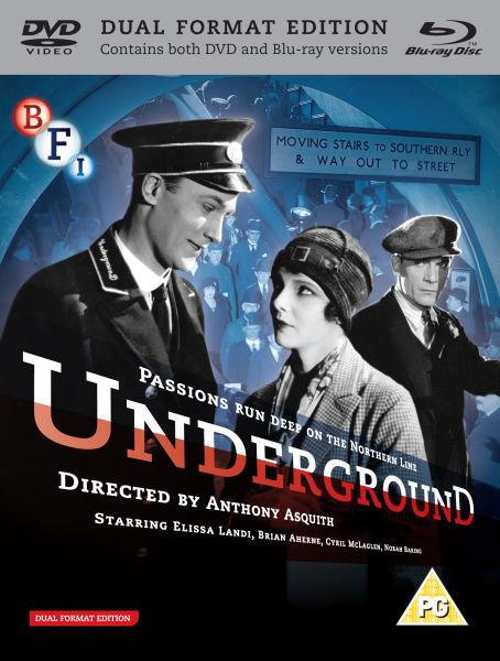 Underground (Dual Format Edition)