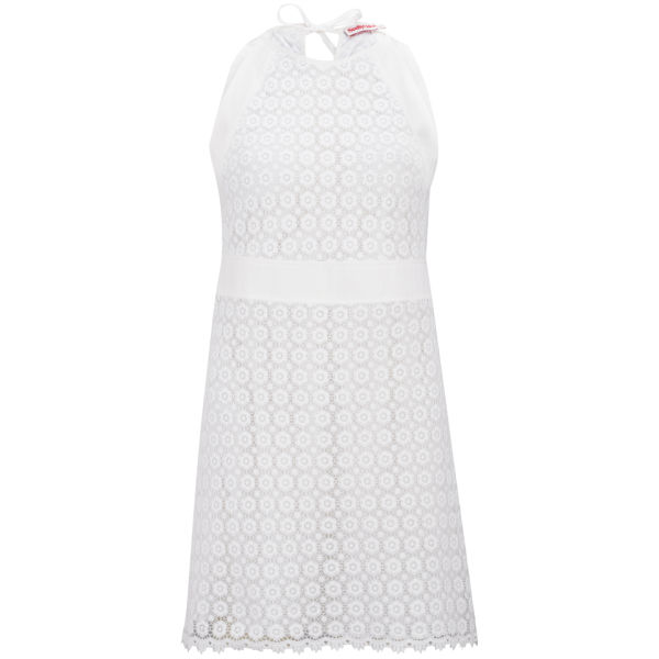 See By Chloé Women's Flower Dress - White