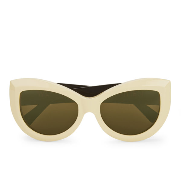 Wildfox Kitten Sunglasses - Cream