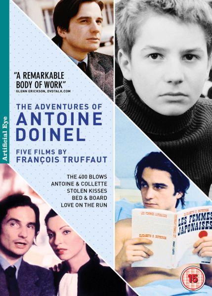 The Adventures of Antoine Doinel: 5 Films By Francois Truffaut (4 Discs)