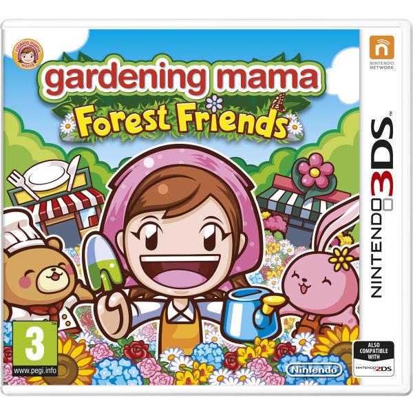 Gardening Mama: Forest Friends