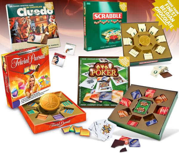 Chocolate Board Games Iwoot