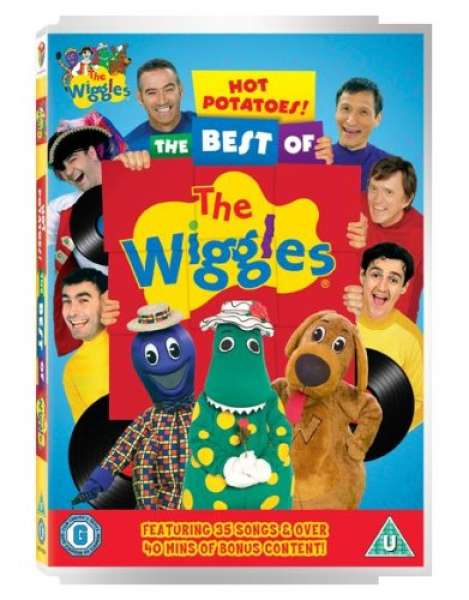 Wiggles The Best Of The Wiggles Dvd Zavvi
