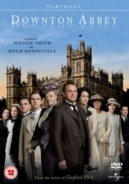Downton Abbey Series 1 Dvd Zavvi