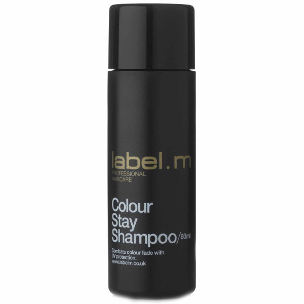 label.m Colour Stay Shampoo Reisegröße 60ml