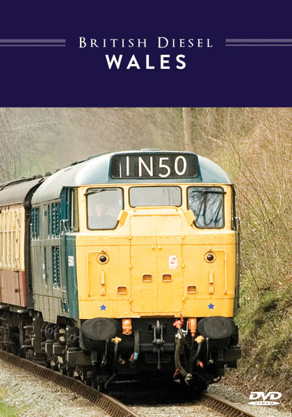 British Diesel Trains: Wales