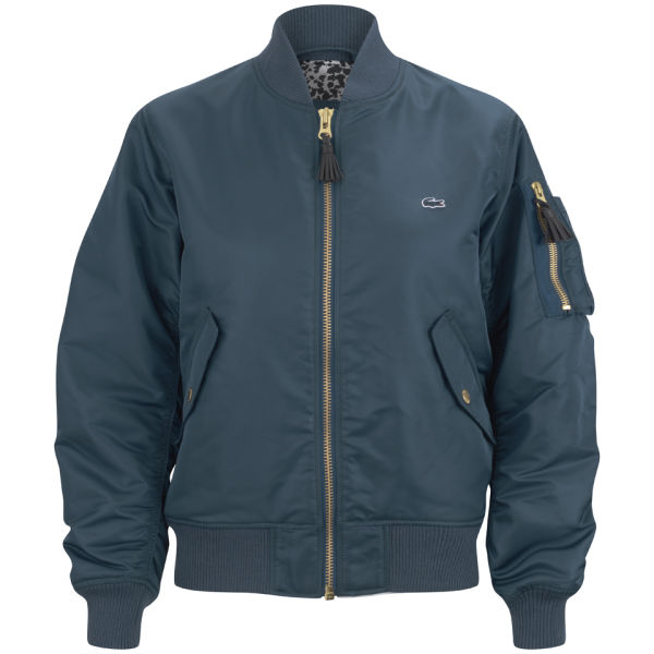 df751aa153033 Lacoste Live Women s Bomber Jacket - Charron - Free UK Delivery over £50